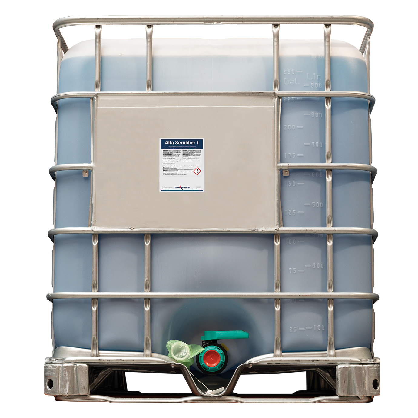 ALFA SCRUBBER 1 IN CONTAINER (IBC)