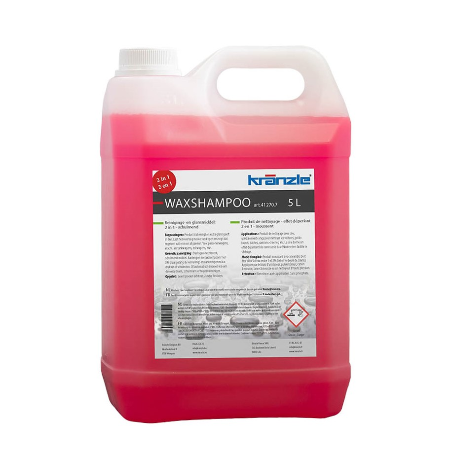 WAX SHAMPOO DL 5 LTR